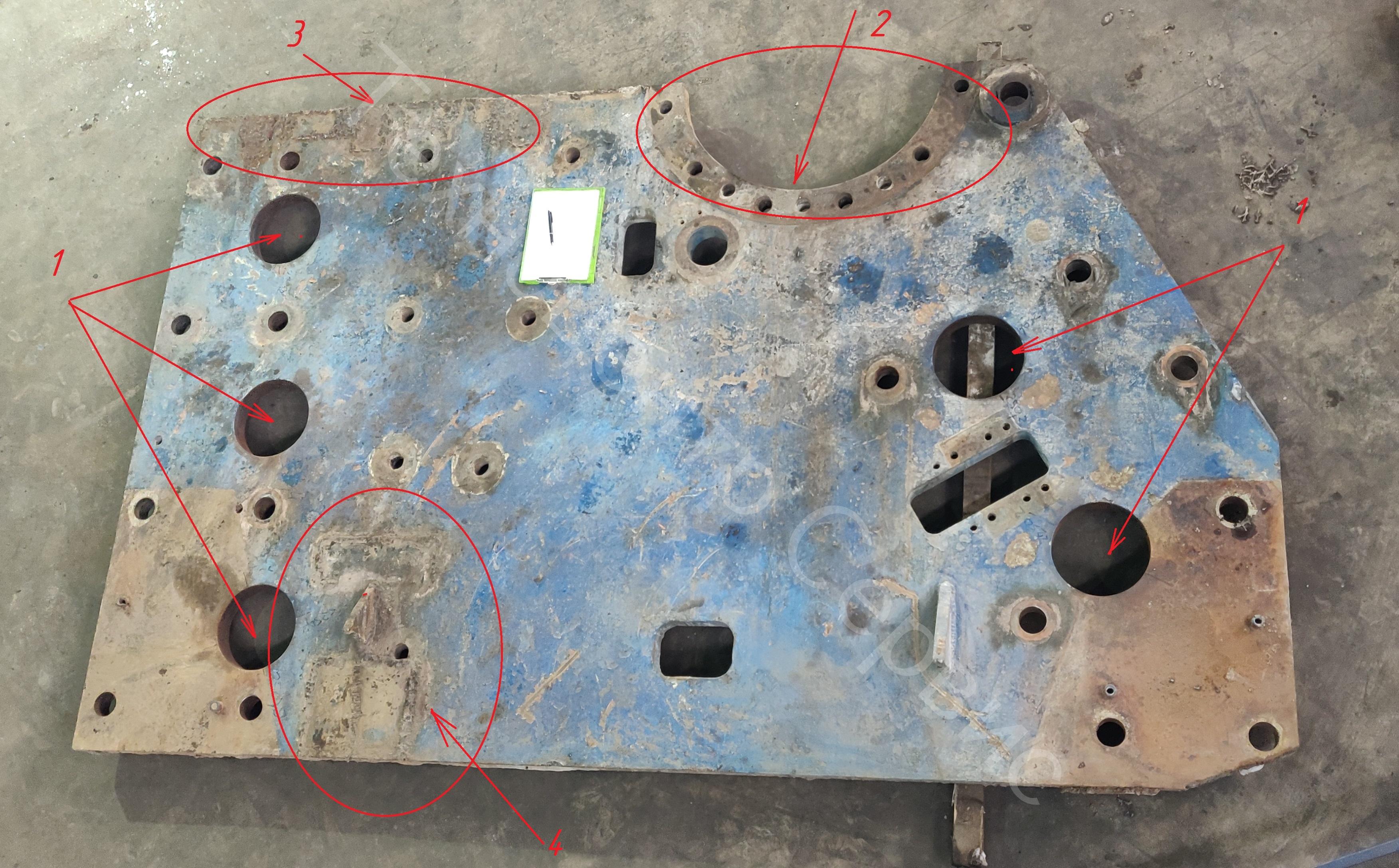 Восстановление технологического оборудования 1