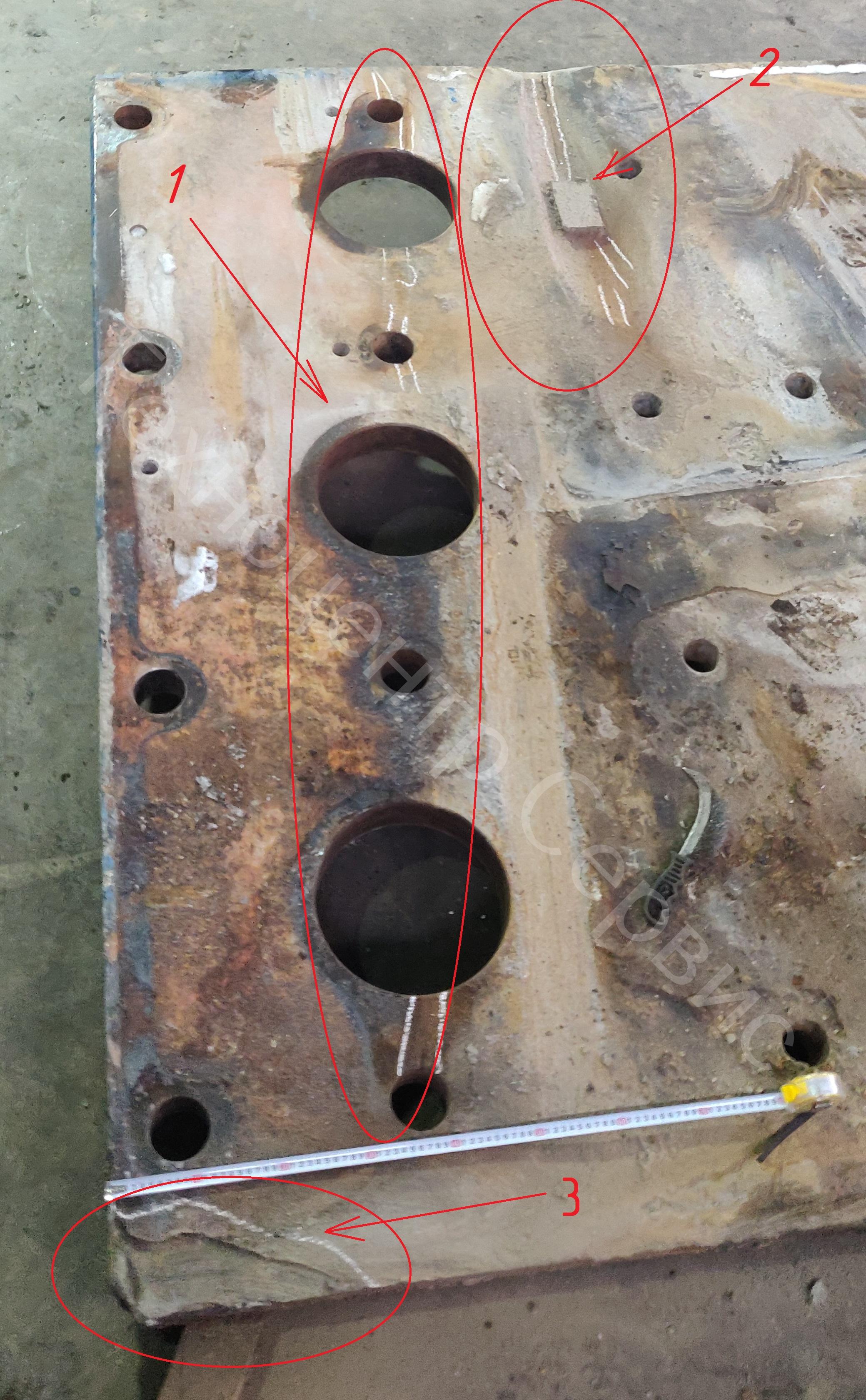Восстановление технологического оборудования 5